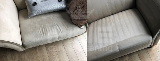 sofa cleaning before and after 2