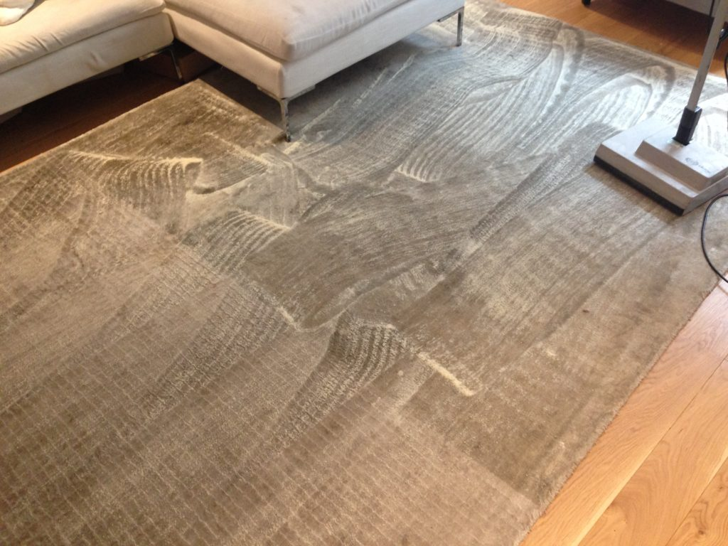 Dry Carpet Cleaning Fine Carpet Cleaning London
