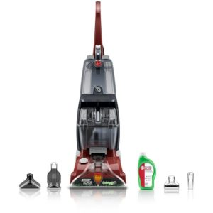 hoover power scrub delux carpet cleaning machine