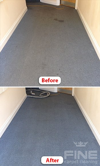 commercial and industrial cleaning compare before and after image
