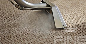 steam carpet cleaning image