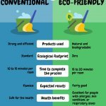 Conventional carpet cleaning vs. eco-friendly carpet cleaning 1