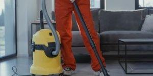 Carpet cleaning Golders Green 1 - procedure