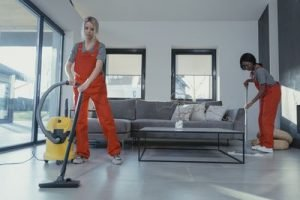 Carpet cleaning prices London 2 - procedure